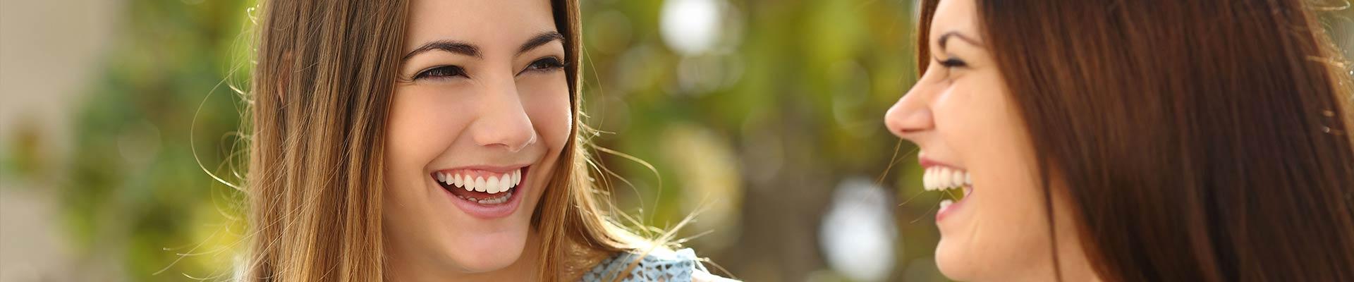 Woman with smiles Cherre Orthodontics Ellisville MO